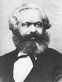 Der Kapitalismuskritiker Karl Marx