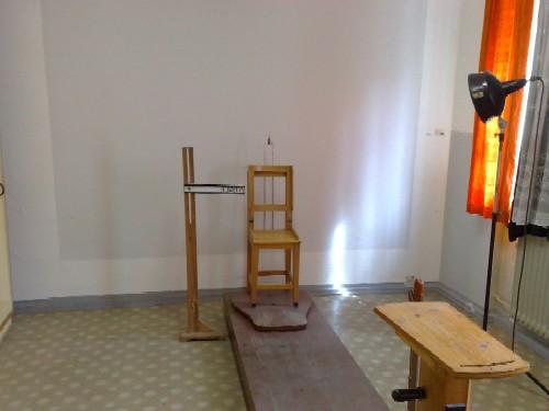 Staatssicherheit Stasi Gefängnis Aufnahme