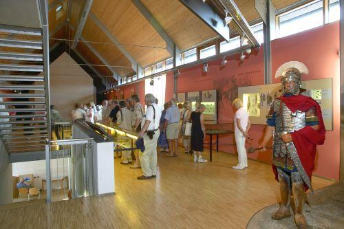 Museum Quintana (Innen)