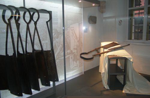 Tuchscheren Haus der Geschichte Dinkelsbühl
