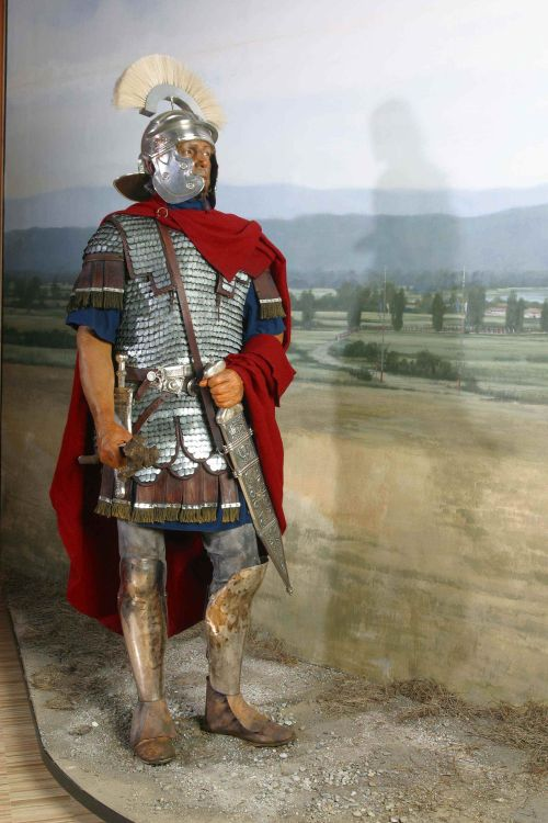 Römer Museum Quintana