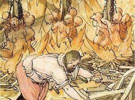 Buch über Hexenverfolgung