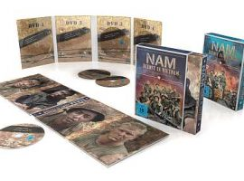 NAM – Dienst in Vietnam Staffel 2 Rezension