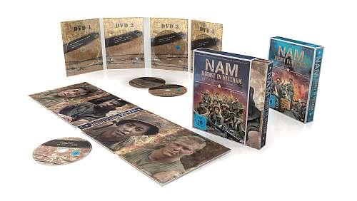 Cover NAM Dienst in Vietnam
