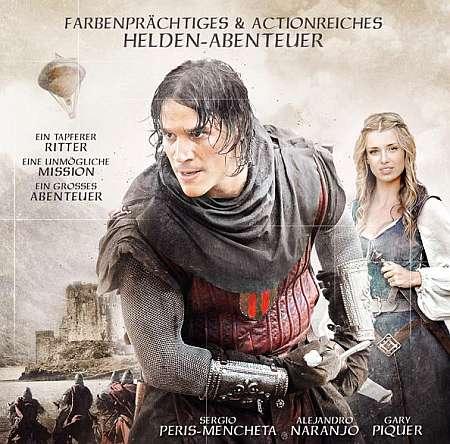 Cover Die Ritter des Heiligen Grals