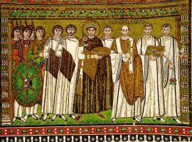 Kurzabriss der byzantinischen Geschichte