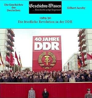 Cover Buch Friedliche Revolution in der DDR