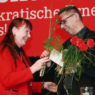 2. Parlamentariertag der LINKEN 16.17.2.12 in Kiel 3