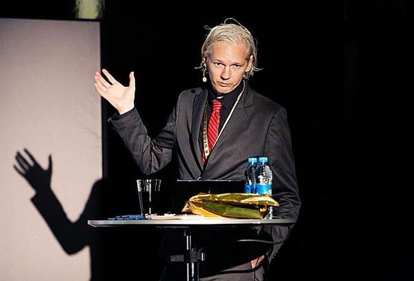 Julian Assange (Gründer von WikiLeaks