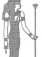 Die Rolle der Ma´at in Religion und Philosophie der alten Ägypter