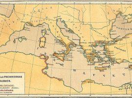 Eiszeitklima und römisches Nordafrika