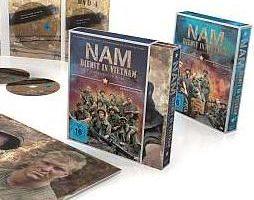 """3. Staffel von """"NAM – Dienst in Vietnam"""" erschienen"""