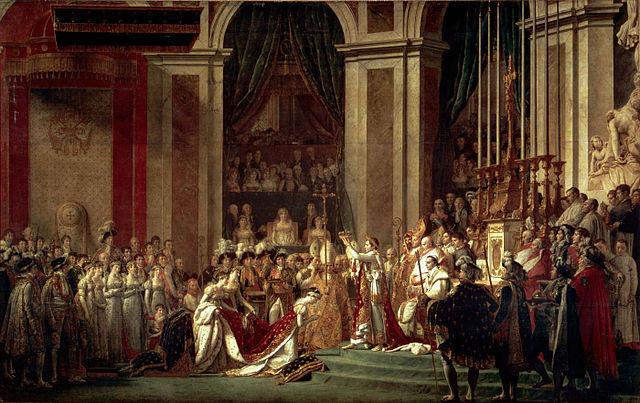 Napoleons Kroenung