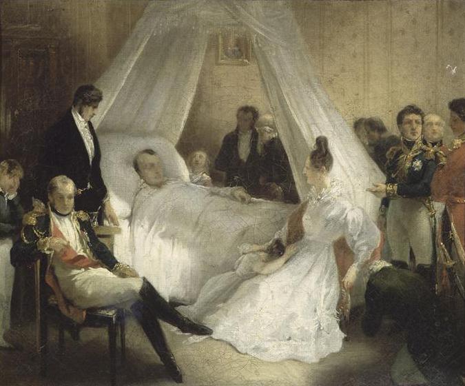 Napoleons Tod