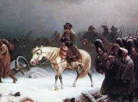 2 Bücher zu Napoleons Russlandfeldzug veröffentlicht
