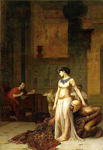 Caesar und Kleopatra