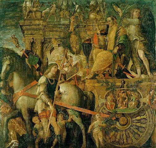 Caesars Triumpfzug