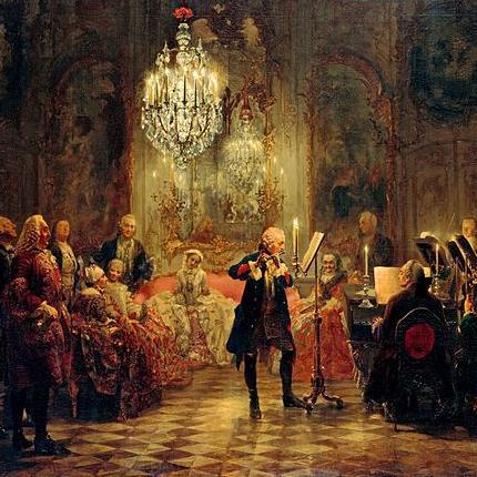 Floetenkonzert