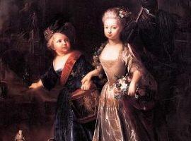 Kindheit und Jugend von Friedrich II.
