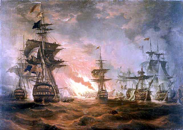 Seeschlacht bei Abukir