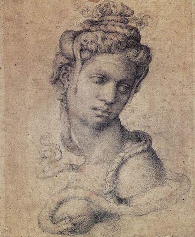 395px-Michelangelo Cleopatra