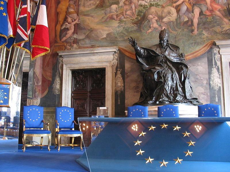Die Geschichte der europäischen Einigung