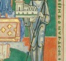 Bekannte Personen des Mittelalters: Stephan Harding