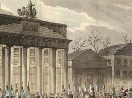 Eine Zeittafel deutscher Geschichte