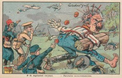Franzoesische Karikatur