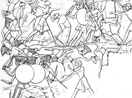 Die Seevölker – Peleset und Danuna