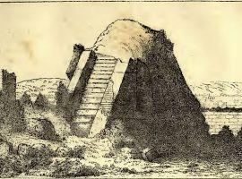 Maya-Pyramide für Straßenbau zerstört