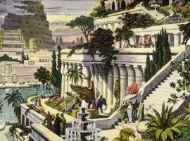 Standen die hängenden Garten doch nicht in Babylon?