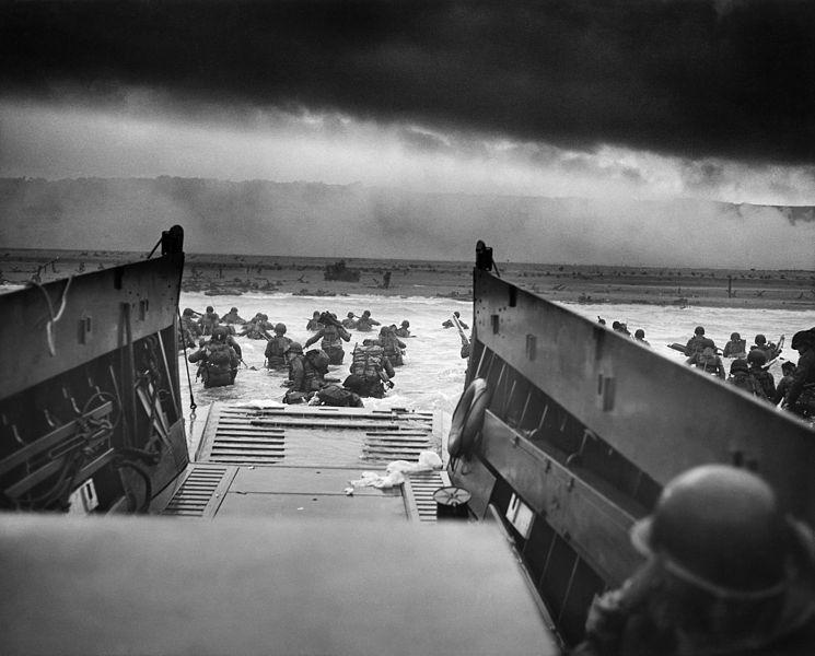 In den Rachen des Boesen - Die Invasion der Normandie - DDay 1944
