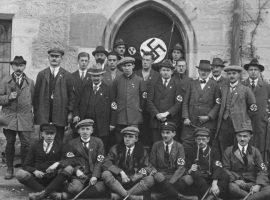 Gründung der NSDAP und Aufstieg Hitlers bis Ende 1932