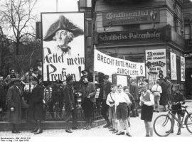Untergang der Weimarer Republik