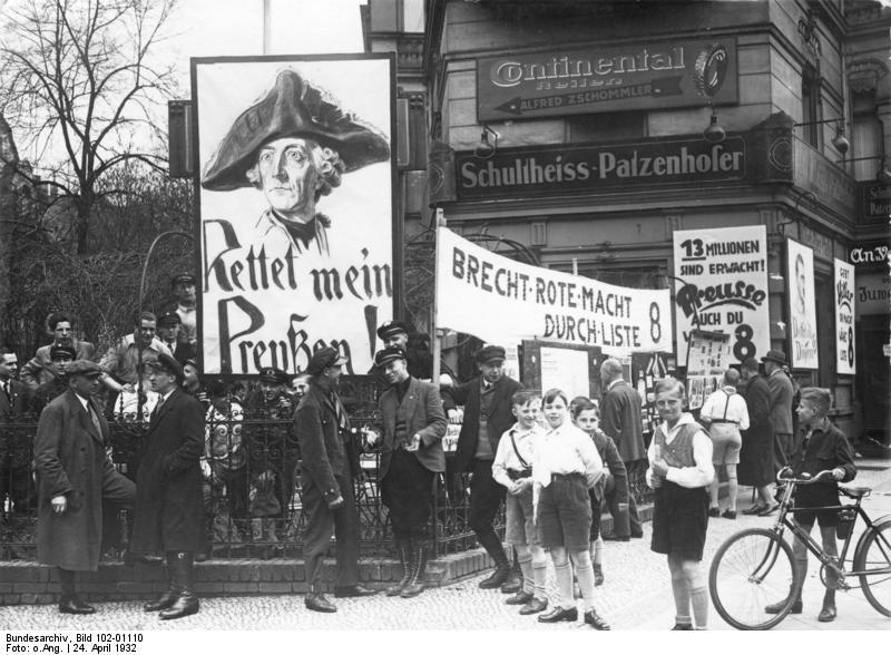 Wahlen in der Weimarer Republik