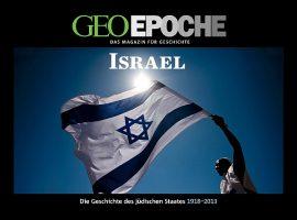 Cover zur Israel Ausgabe der GEO-Epoche - Besprechung