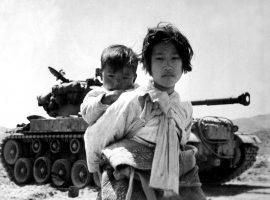 Erinnerung an den Koreakrieg
