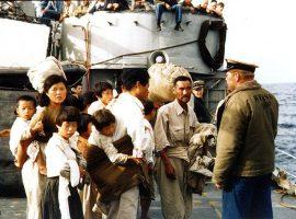 Der Verlauf des Koreakriegs