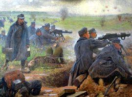Die wichtigsten Schlachten im Ersten Weltkrieg