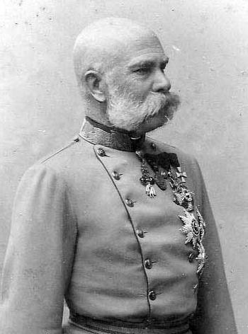 Kaiser Franz Joseph Oberbefehlshaber