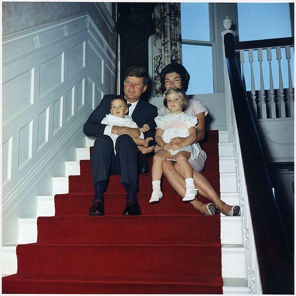 Kennedy-und-Familie