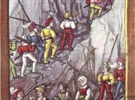 Die Entstehung des Söldnerwesens im Mittelalter