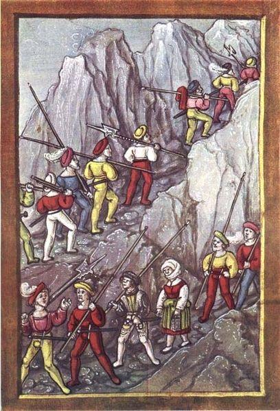 Schweizer Söldner