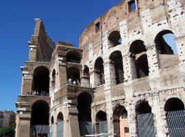 Dank eines Investors wird der Zerfall des Kolosseums gestoppt