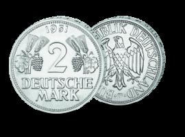 Die Einführung der Deutschen Mark
