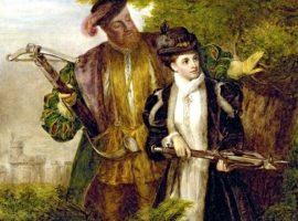 Die Jagd im Mittelalter