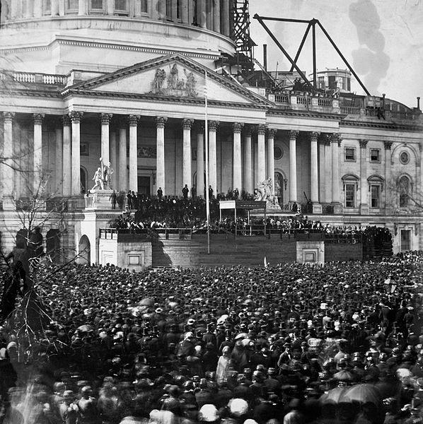 Amtseinführung Lincoln