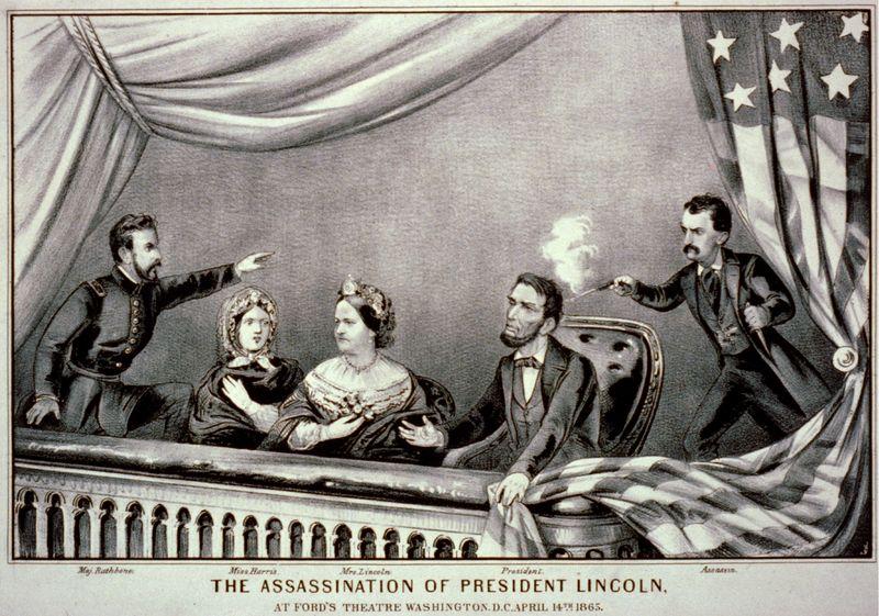 Die Ermordung Lincolns