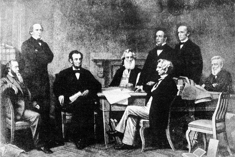 Lincolns Kabinett